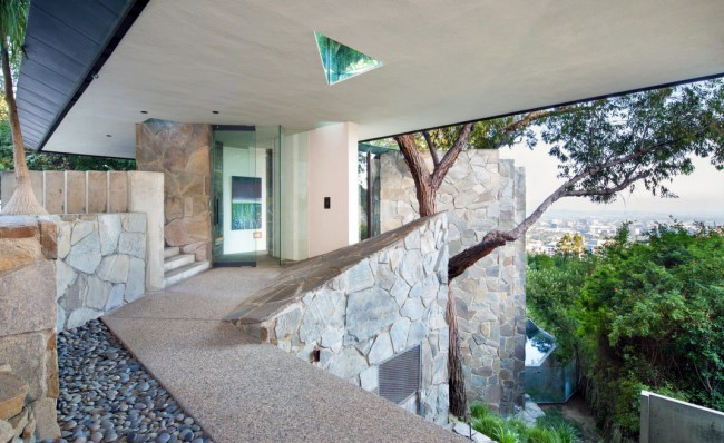 Figure 8 Realty Los Angeles Lautner House for Sale in the Hollywood Hills Wolff Residence Lautner House for Sale in the West Hollywood Los Angeles 90069