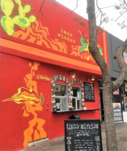 Taco Window – West Adams Restaurant