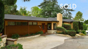 Sold: 252 Sycamore Glen, 91105 Gorgeous Pasadena Mid-Century Home!