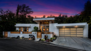 1347 Braeridge Dr, Private Beverly Hills Retreat House