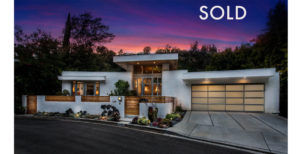 Sold: 1347 Braeridge Dr, Private Beverly Hills Retreat House