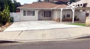 Sold: 4620 Richelieu Terrace, El Sereno Mid-Century Fixer Home w/ Swimming Pool!