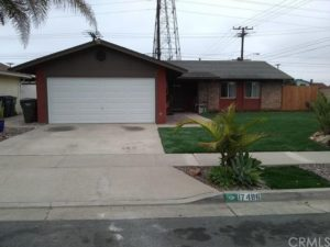 17486 Santa Maria St. Fountain Valley 3 Bedroom Home
