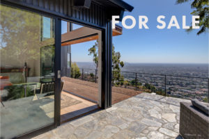 In Escrow: 8370 Grand View Dr., Breathtaking 4 bedroom Laurel Canyon Estate