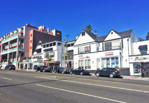 LEASED: 8961 W Sunset Blvd, West Hollywood Office Space