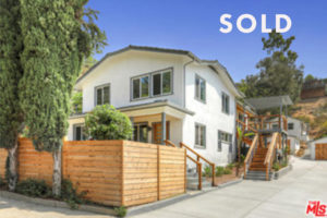 Sold: 1855 N 56 Ave Beautifully remolded Triplex in Highland Park