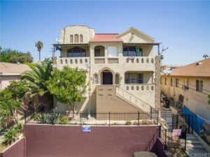 Sold: 2657 Dobinson St. Fantastic 4-Plex in the heart of LA