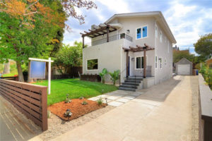SOLD: 1380 Hill Drive, Eagle Rock Contemporary Craftsman Home