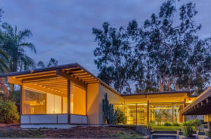 SOLD: 1860 Oak Tree Drive, Stunning Eagle Rock Mid-Century Post and Beam!