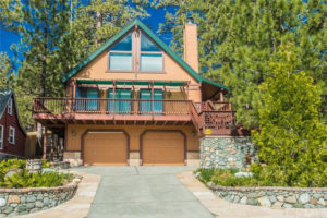 SOLD: 247 S Eagle Drive, Big Bear Lake Mountain Chalet w/ Views!