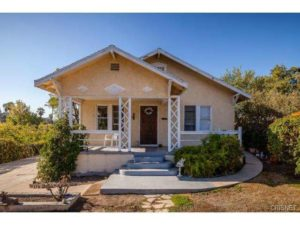 SOLD: 1550 1/2 Colorado Blvd Charming Eagle Rock Bungalow House for Sale, Colorado Blvd. 90041