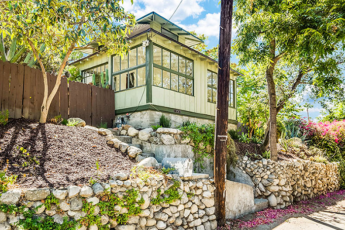 SOLD: 1574 Altivo Way, Whimsical Elysian Heights Storybook Cottage