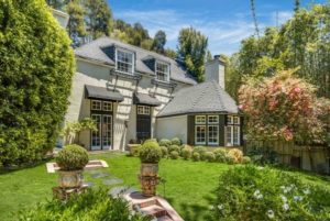 SOLD: 2050 Laurel Canyon Road Los Angeles 90046, 4 + 4 Hollywood Regency Estate