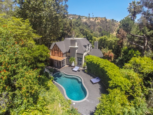 Sold 2050 Laurel Canyon Road Los Angeles 90046 4 4 Hollywood