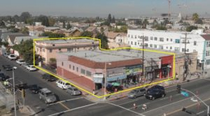 SOLD: 4181-4189 S. Figueroa St. Residential/Retail Complex in Figueroa Corridor