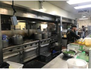 SOLD: 126 Glendale Blvd. Commercial Kitchen