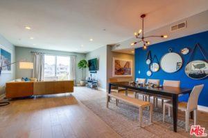 SOLD: 1411 N Detroit St. #406, Modern Top Floor Condo in Hollywood
