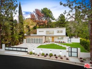 SOLD: 3056 Arrowhead Dr. Modern Hollywood Home