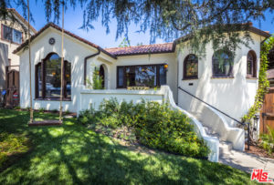 SOLD: 5216 Rockland Ave. 1920's Spanish Home in Eagle Rock