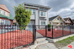SOLD: 3842 Woodlawn Ave. Remodeled Duplex near USC