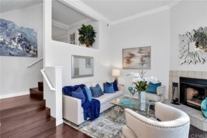SOLD:1222 S Mayflower Ave UNIT B, Monrovia, CA 91016 Beautiful Tri-Level Town home