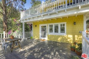SOLD: 768 WOODLAND DR  Tranquil tree house cottage in little Santa Anita Canyon